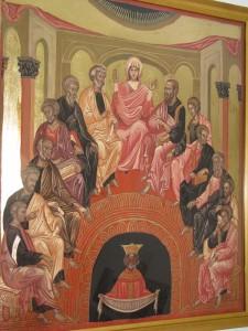 Ward, Jenny Artwork 0557 Pentecost 06-09-09